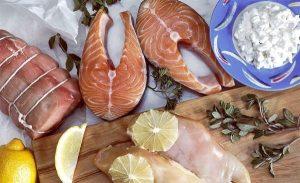 رژیم غذایی با پروتئین