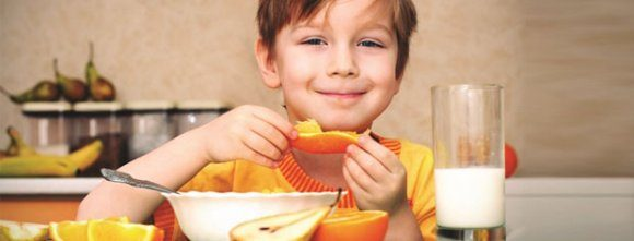 فواید خوردن صبحانه برای کودکان