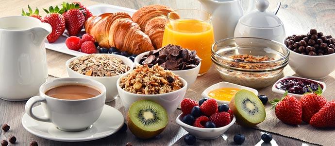 10 ایده برای تهیه صبحانه سالم